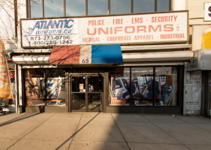 Atlantic Uniform Belleville location