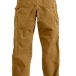 Carhartt Washed Duck Work Dungaree from Atlantic Uniform